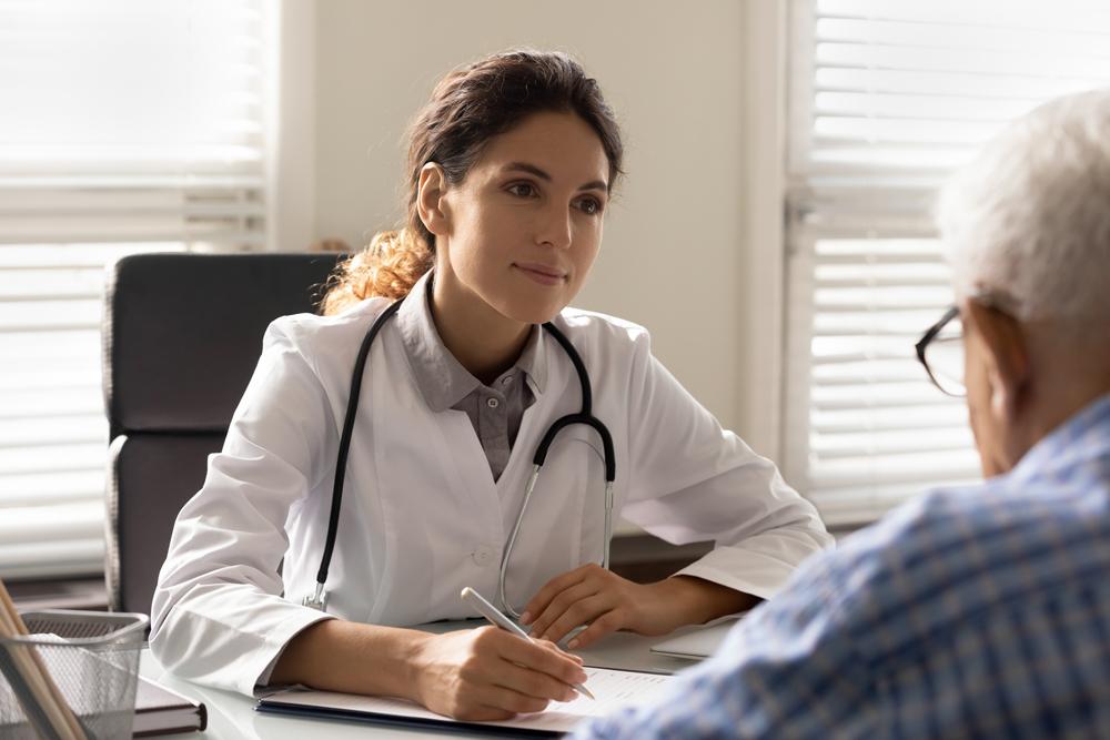 consulta médica en grupo trinova