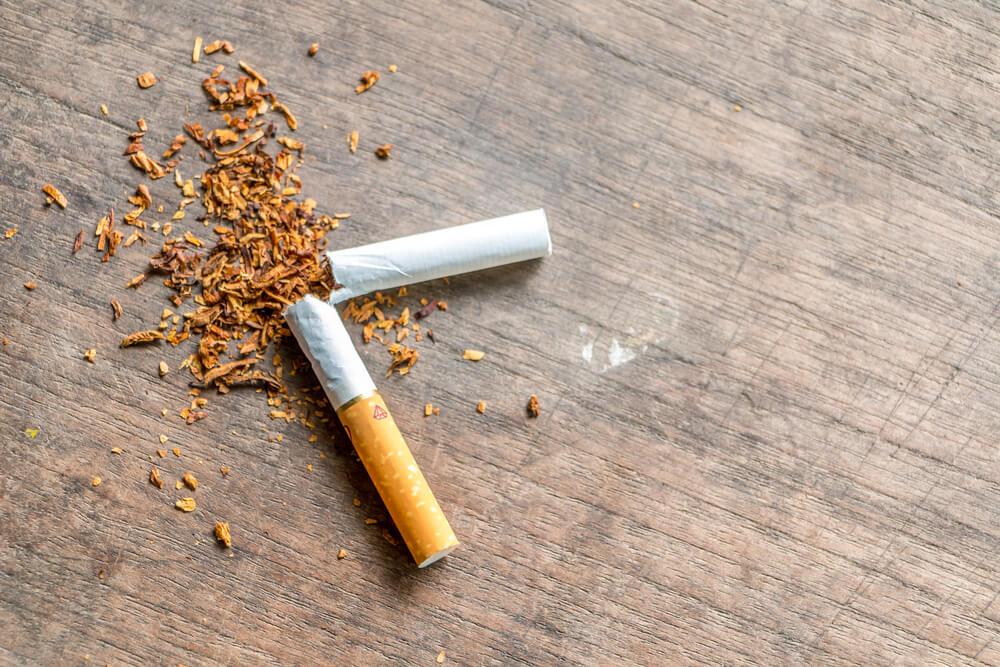 Historia del tabaquismo